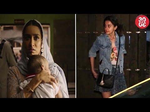 'Haseena Parkar' Release Postponed | Taapsee Clarifies That Nepotism Tweet Wasn't For Varun