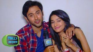 Kabir Nisha Sizzling Chemistry Offscreen | Nisha Aur Uske Cousins | Interview