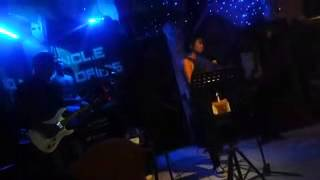 .RED RED WINE (Cover) Jerry feat Steven at (Do bounty BaR)