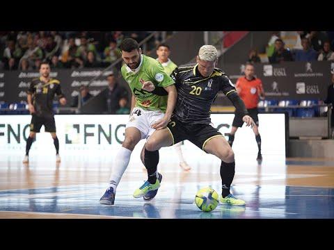 Palma Futsal - O Parrulo Ferrol Jornada 23 Temp 19-20