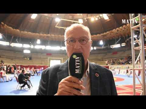 Video : Succès du Championnat du monde master de Sambo à Casablanca