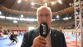 Succès du Championnat du monde master de Sambo à Casablanca