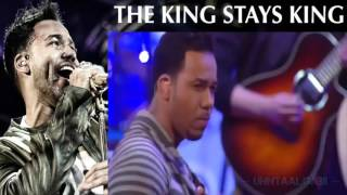 Romeo Santos Llevame Contigo Live The King Stays King