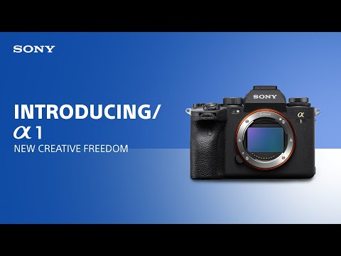 Introducing the Sony α1