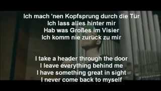 Mark Forster - Au Revoir Ft. Sido Lyrics + English Translation