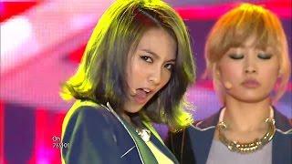 【TVPP】KARA - Pandora, 카라 - 판도라 @ Goodbye Stage, Show Music Core Live