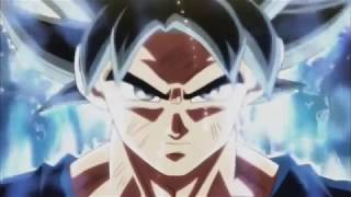 [AMV] DBZ Super. Goku's awakening power,  Ayo & Teo - Like us