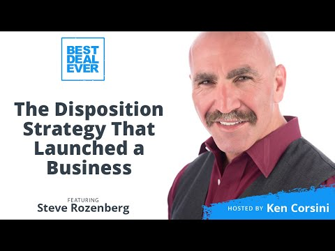 The Disposition Strategy That Launched a Business | Best Deal Ever Show