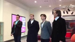 Romanz - Solitaire (Performed at BBC New Broadcasting House)