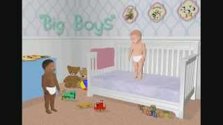 Dancing Babies Dance Gangnam Style - Big Boys