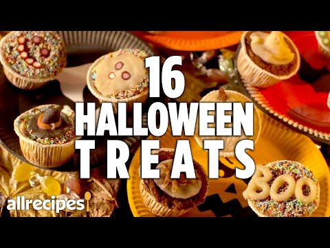 16 Ultimate Halloween Treats | Recipe Compilations | Allrecipes.com