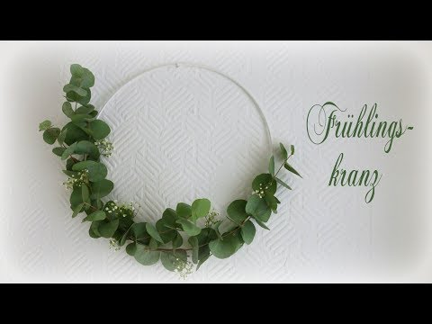 Eukalyptus Kranz * DIY * Eucalyptus Wreath
