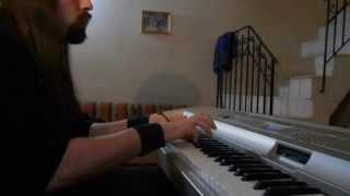 Engenheiros do Hawaii - Piano Bar (Cover teclado)