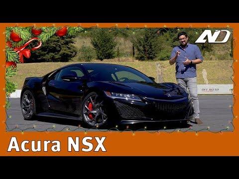 Acura/Honda NSX - Es aún mejor de lo que pensé - Especial de navidad ?