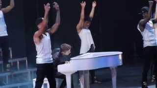 "Justin Bieber ""Believe"" Denver"