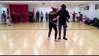 Eddy Tussa - Ambula Ngui Zeca / choreo by Dino & Hara
