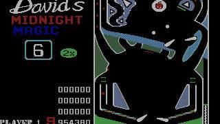 David's Midnight Magic PC-88 COUNTER STOP?!