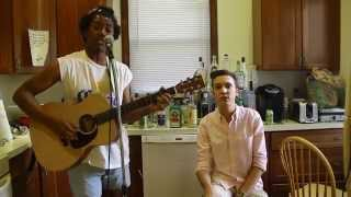 Chandelier by Sia - @RiverStJames Cover