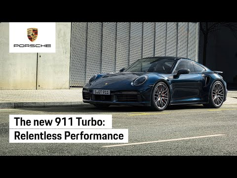 The new 911 Turbo - Relentless