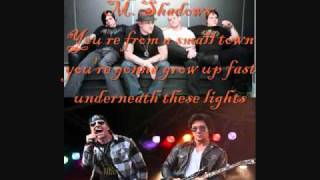the river good charlotte & m shadows and synyster gates from avenged sevenfold [lyrics]