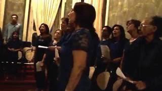 Águas de Março- CORAL da ADUFC - Teatro José de Alencar