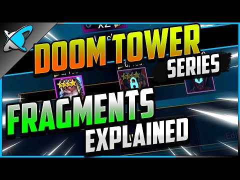 FRAGMENTS EXPLAINED... ALL New Champions in 6 MONTHS !? | Doom Tower Series | RAID: Shadow Legends