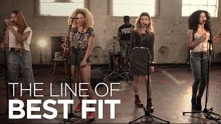 "Neon Jungle perform ""Royals"" (Lorde cover) for The Line of Best Fit"