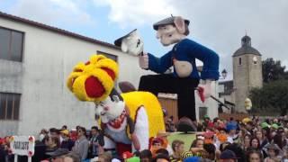 Carnaval de Géronce 2017 🎭🎉🎊