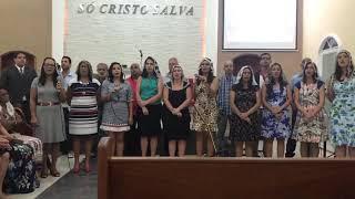 Mais que Maravilhoso (Coro) - Grupo Som de Louvor  ( I.C.E.C.O. Rua Araruama Queimados-RJ )