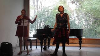 Barcelona - Stunning Chris & Lilia Sánchez (Freddie Mercury & Monserrat Caballé cover)