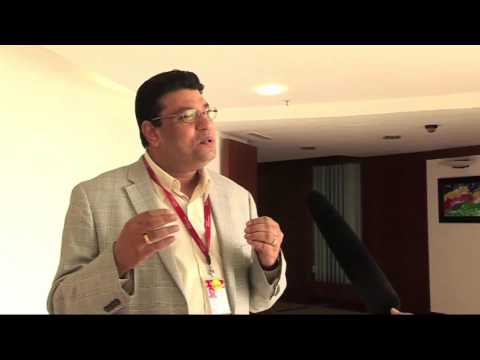 Live, Work, Play - The Tech Mahindra Way with BK Mishra