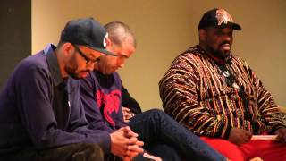 Afrika Bambaataa talks about the roots of Hip Hop