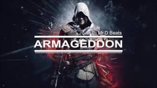 ARMAGEDDON-HipHop Rap Instrumental[Mr.D Beats]
