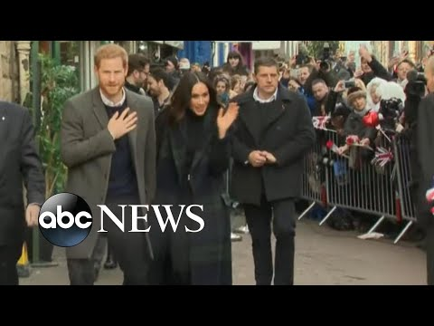 Royal baby watch! Meghan Markle and Prince Harry are expecting