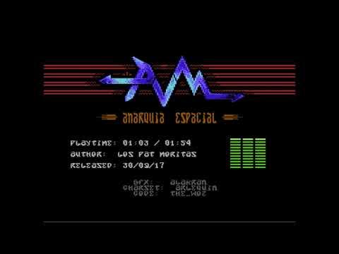 Los pat moritas - Anarquía Espacial (C64 SID)