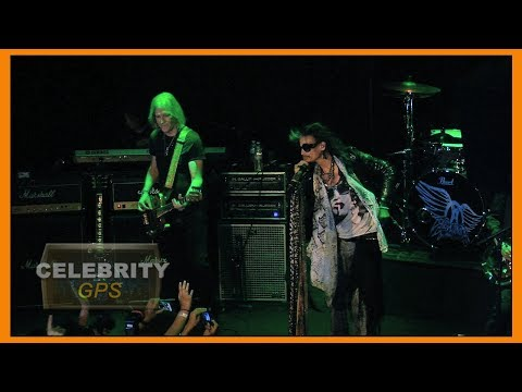 Aerosmith celebrating 50 with Vegas residency - Hollywood TV
