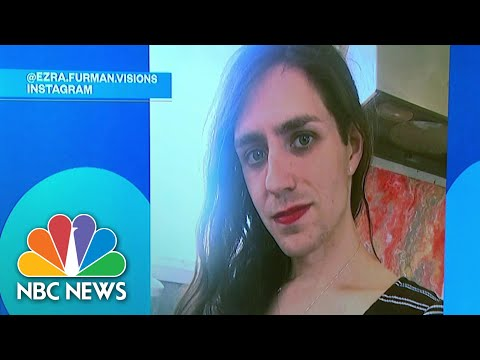Songwriter Ezra Furman Announces She Is 'Very Proud To Be A Trans Woman' | NBC News NOW