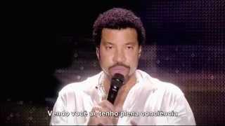 Lionel Richie - Ballerina Girl (Live HD) Legendado em PT-BR