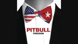 Pitbull - Freedom (Audio)