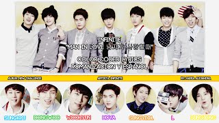 "인피니트 INFINITE ""Man In Love 남자가 사랑할때"" [COLOR CODED] [ROM