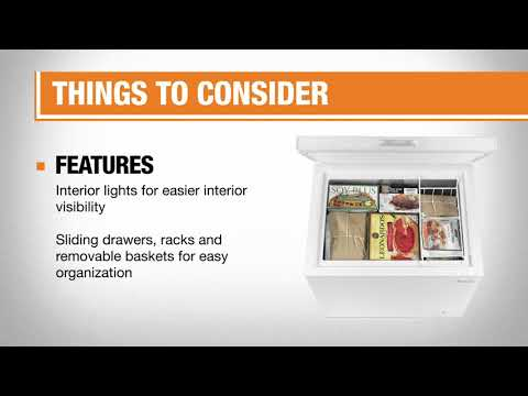 Best Freezers for Your Home