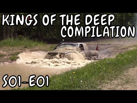 KINGS OF THE DEEP - MUDDING COMPILATION - VOL 01