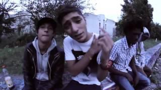 Nekfeu x Sneazzy x Doum's x Areno Jaz - Freestyle de Rue 1995 Doum's BCR - 2011