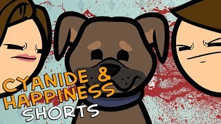 Who Gets The Dog? - Cyanide & Happiness Shorts
