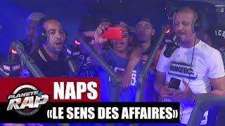"""[INÉDIT] Naps """"Le sens des affaires"""" Feat. Rim-K #PlanèteRap"""