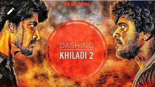 DASHING KHILADI 2 (Atharva) 2019 New Released Full Hindi Dubbed Movie | Pavan Teja