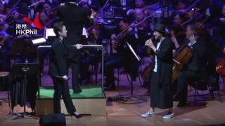 Lea Salonga and Wong Cho Lam sing 'A Whole New World' with the Hong Kong Philharmonic Orchestra