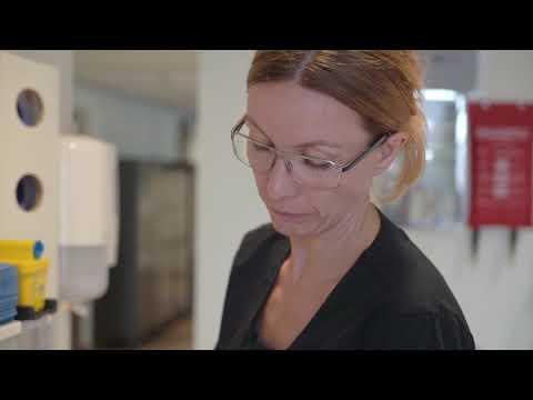 Skötsel av amalgamavskiljare