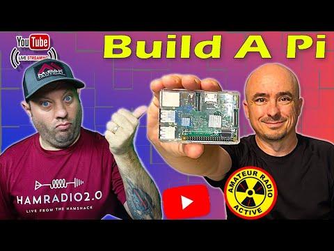 Build A Pi with KM4ACK | Ham Radio Raspberry Pi Build