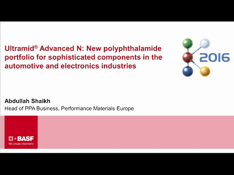 Ultramid® Advanced N: New polyphthalamide portfolio for sophisticated components